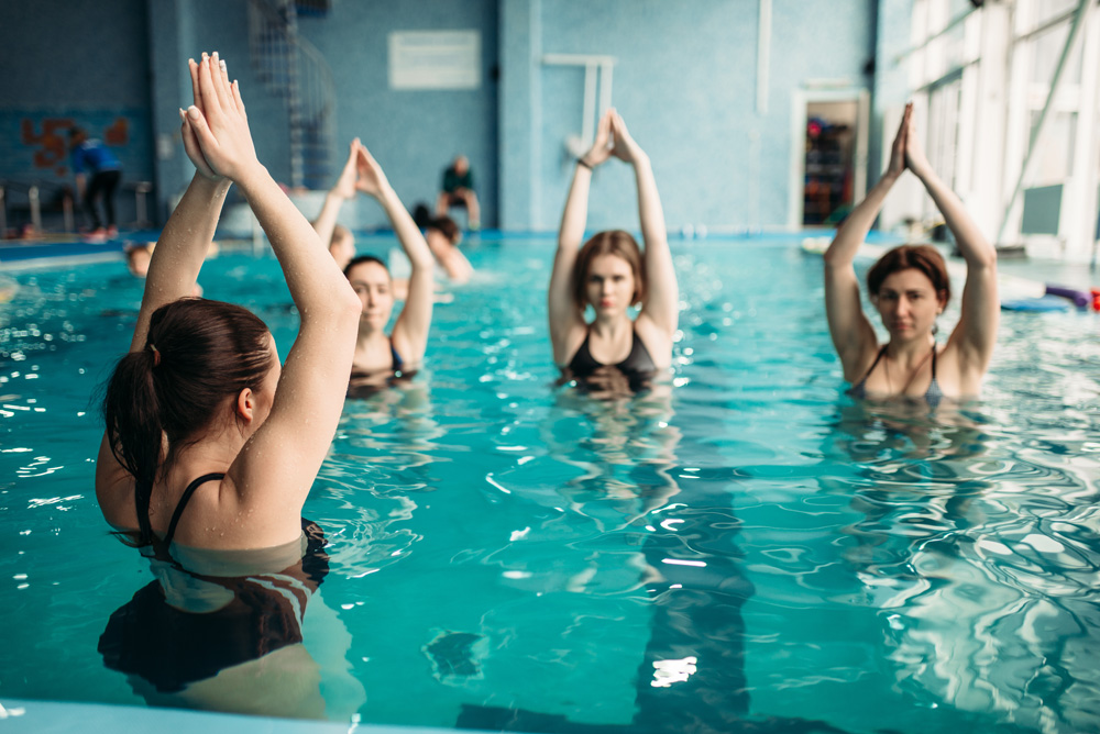 Swimming lessons at Leduc Recreation Centre, located on Black Gold Drive. Incredible Leduc amenities for fun and entertainment year round. Enjoy West Haven Park.